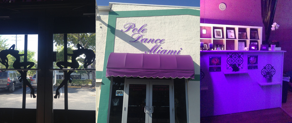 about pole dance miami