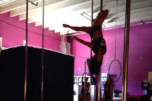 pole fitness classes